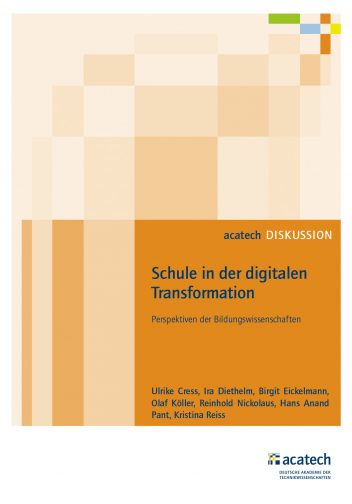 Schule in-der digitalen Transformation Titel