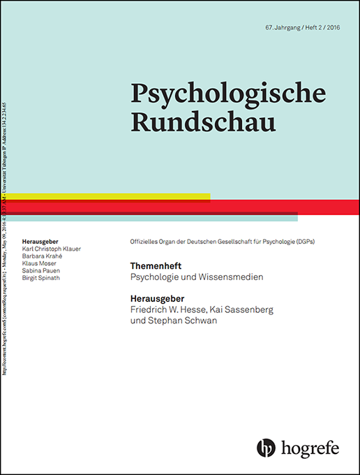 2016-05-06 cover psychologische rundschau