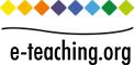 e-teaching.org (Logo)